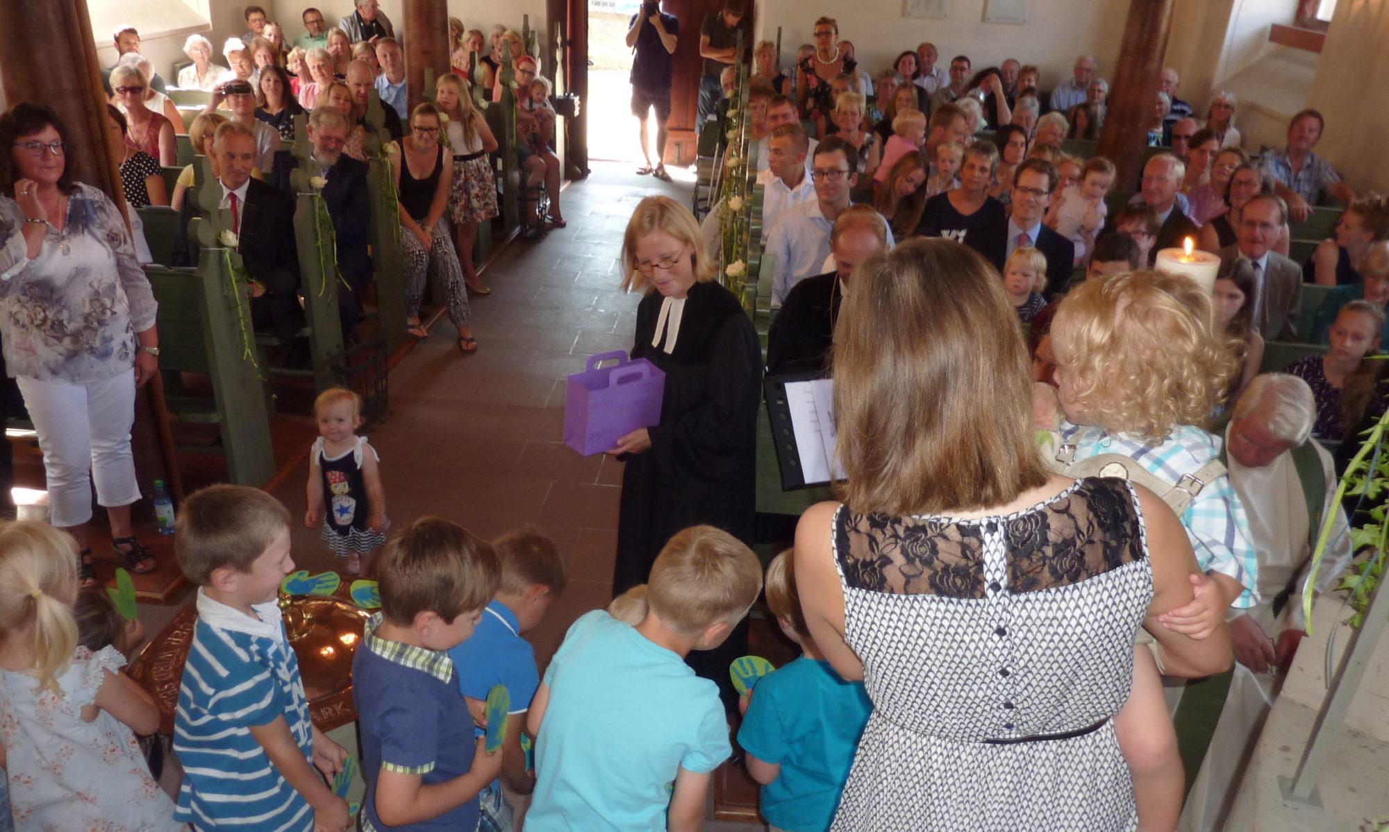 Evangelische Kirchengemeinden Krautheim und Zeilitzheim